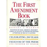 First Amendment Book, Wagman, Robert J., 088687517X