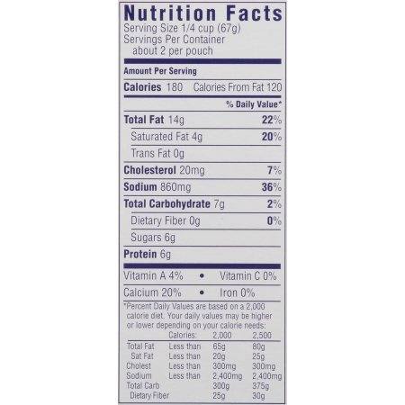 PACK OF 14 - Kraft Velveeta Cheese Sauce Mid Queso Blanco, 3 count, 12 Oz by Kraft (Image #6)