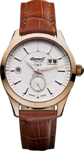 Ingersoll IN8703RWH Mens Hopkins Automatic Watch