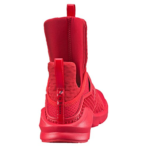 Puma fenty Trainer X Rihanna 189193 03, hombre, High Risk Red-High Risk Red, 8 8|High Risk Red-High Risk Red