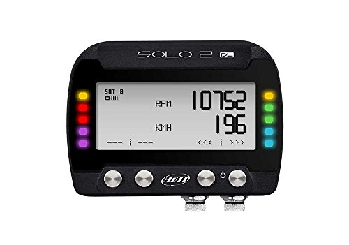 AiM Sportline SOLO2 DL GPS Lap Timer and Dash Logger for sale  Delivered anywhere in USA