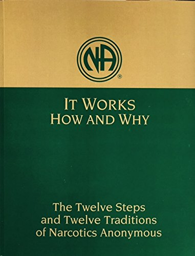 It Works How and Why: Twelve Steps and Twelve Traditions for sale  Delivered anywhere in USA