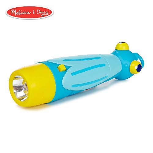 Melissa & Doug Sunny Patch Flash Firefly Bug Flashlight for ()