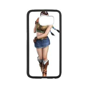 Tekken 6 Samsung Galaxy S6 Cell Phone Case Black 53Go-020424