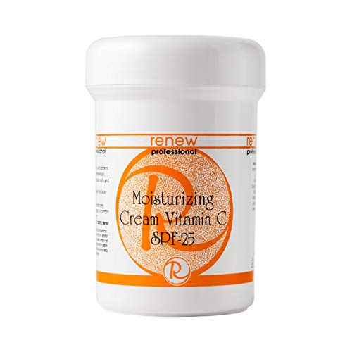 Renew Moisturizing Cream Vitamin E and C Spf25 250 Ml