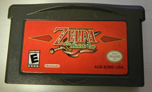 zelda games for gameboy advance - 1