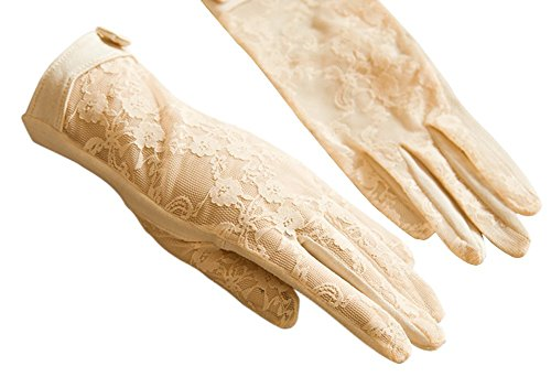 Lace Gloves - 5