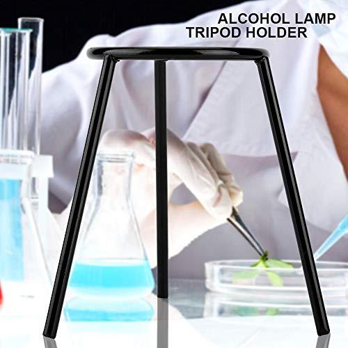 Lab Bunsen Burner Tripod Alcohol Lamp Support Stand Lab