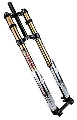 """DNM USD-8 Downhill Mountain Bike Air Fork 1-1/8"""" 203mm 20mm Axle 26"""""""