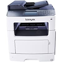 Lexmark MX410de Monochrome All-In One Laser Printer, Scan, Copy, Network Ready, Duplex Printing and Professional Features