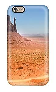Iphone 6 QbUCyUp22312BCnqt Desert Rocks Tpu Silicone Gel Case Cover. Fits Iphone 6