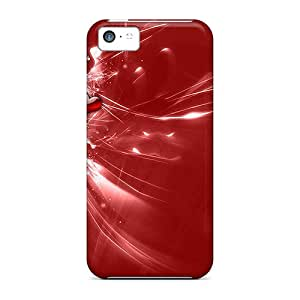 For Iphone Case, High Quality Abstract Heart For Iphone 5c Cover Cases