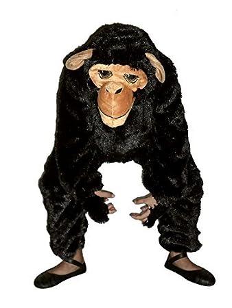 Affen Kostum F84 Gr 104 110 Fur Kinder Affen Kostume Affe Fur