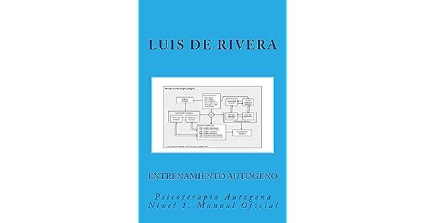 Amazon.com: Entrenamiento Autogeno: Psicoterapia Autogena ...