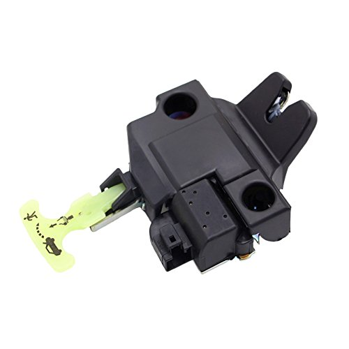 (Trunk Lock Lid Latch Assembly for 2007-2011 Toyota Camry W/Keyless Entry 64600-06010 64600-33120)