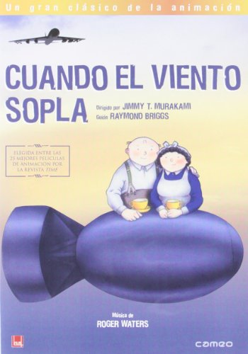 When the Wind Blows (1986) [ NON-USA FORMAT, PAL, Reg.2 Import - Spain ]