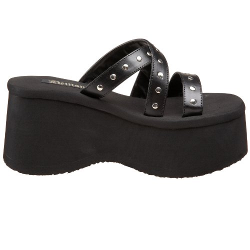 2716086b4d85 Demonia By Pleaser Women s Funn-19 Sandal - Buy Online in UAE ...