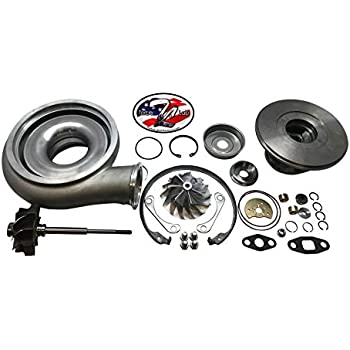 Holset HX 62mm You Build Turbo Kit