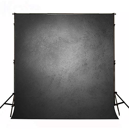 Kate 5x7ft Gray Abstract Backdrop Grey Portrait Textures Photo Background Old Master Grey Backdrops