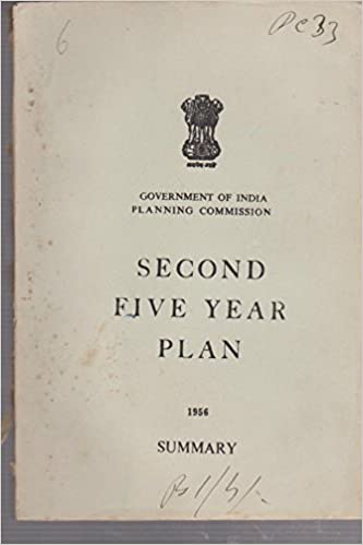 five year plans summary