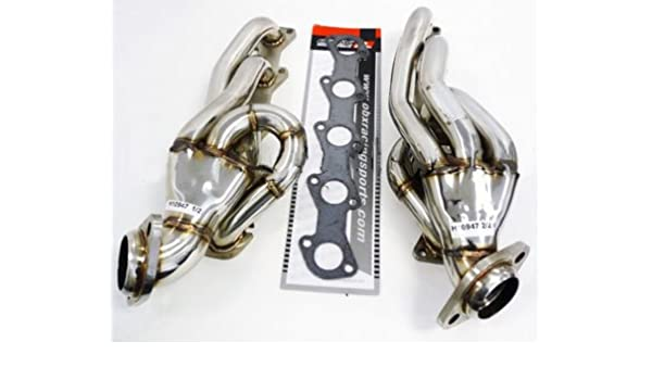 Amazon Com Obx Performance Header Manifold Exhaust 99 04 Ford F250