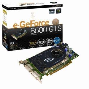 256 P2 N761 TR - evga 256 P2 N761 TR GeForce 8600GTS PCIe Card 256-P2-N761-TR256-P2-N761-TR BULK PULL EVGA - Geforce 8600gts Pci Express