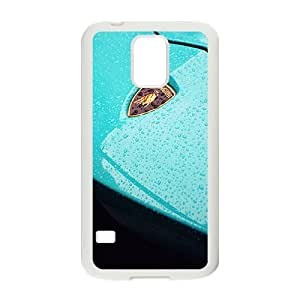 SANLSI Lamborghini sign fashion cell phone case for Samsung Galaxy S5