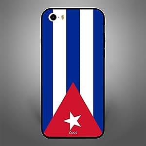 iPhone SE Cuba Flag
