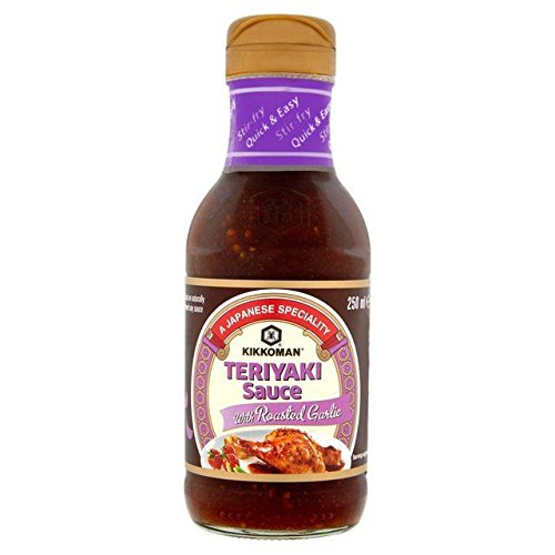 kikkoman roasted garlic - 7