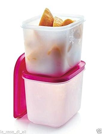 Tupperware Linea congelar pingüino recipiente 1,1 Litro para ...