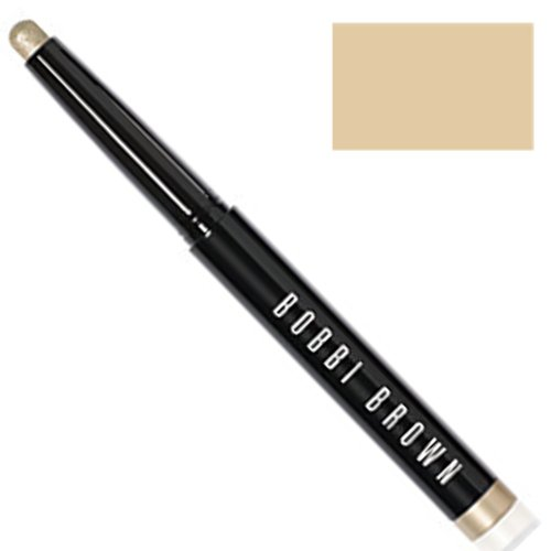 Bobbi Brown Long-Wear Cream Eyeshadow Stick 10 Sunlight Gold for Women, 0.05 Ounce