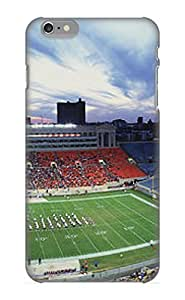 Christmas Day's Gift- New Arrival Cover Case With Nice Design For Iphone 6 Plus- Soldier Field Football Chicago