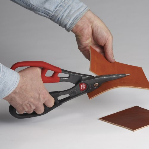 USA Made Multiple Purpose Snip Vinyl Siding, Aluminum Trim Coil, Vinyl Flooring, Carpeting, Leather and Landscaping Edging