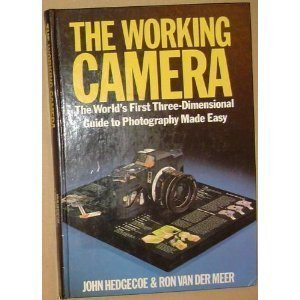 Pop-up instructional book ca. 1988 has a full complement of 3-D diagrams, learning aides, and tools to give a beginning photographer the knowledge and respect of a camera and its capabilities.