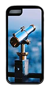 iPhone 5C Cases & Covers - Astronomical Telescope TPU Custom Soft Case Cover Protector for iPhone 5C¿CBlack