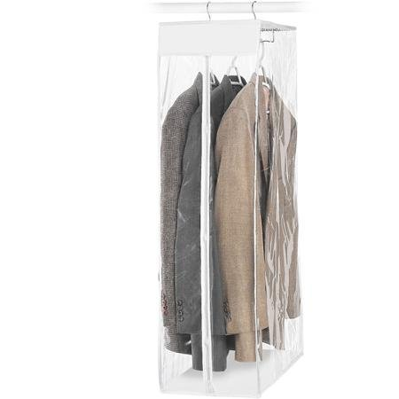 garment bags white - 6