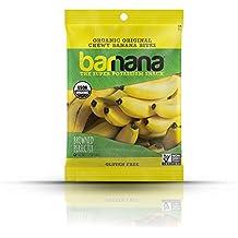 Barnana Organic Chewy Banana Bites, Original, 1.4 Ounce, 12 Count