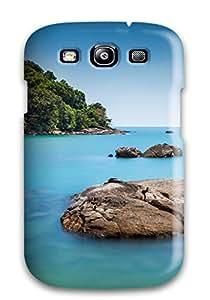 Premium Tpu Lagoon Cover Skin For Galaxy S3