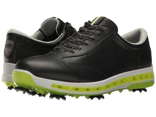 ECCO Golf(エコー ゴルフ) メンズ 男性用 シューズ 靴 スニーカー 運動靴 Cool GTX - Black [並行輸入品] B07BDPQBG7