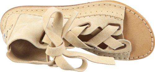 Cowa sandalia cw-024, Sandales femme Beige (Sable)