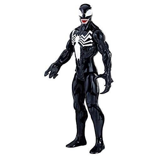 Marvel Venom Titan Hero Series 12-inch Venom Figure ()