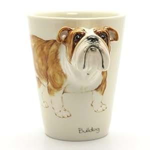 Amazon.com: English Bulldog Dog Lover Mug 00003 Ceramic 3D