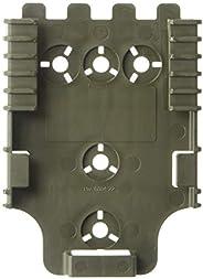 Safariland QLS22 Quick Duty Receiver Plate Locking System (OD Green)
