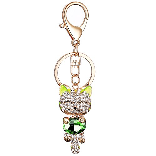 Pro Acme Rhinestone Keychain Crystal