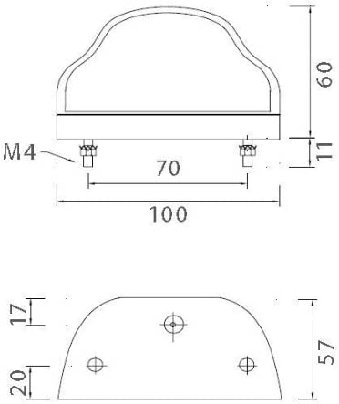 DC Verbinder DC Flachkabel 1,5 Meter FKAnh/ängerteile 2 St/ück Asp/öck Regpoint Kennzeichenleuchte