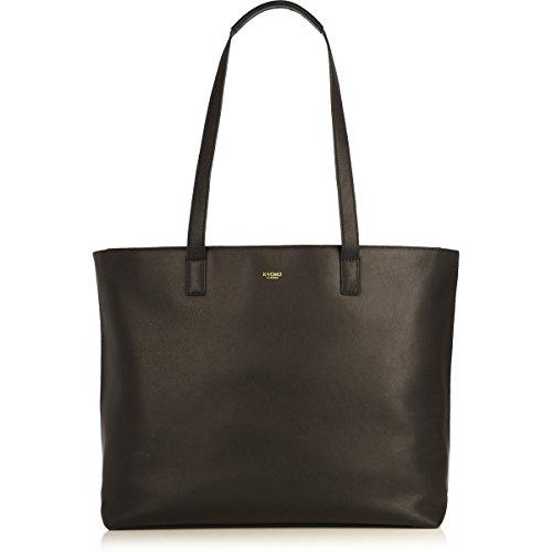 knomo-mayfair-luxe-maddox-zip-top-tote-15-black