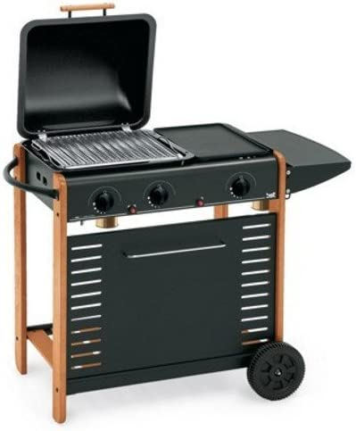 Barbecue Multi Gas Berna Cm 76X43 H 83 Giardinaggio: Amazon ...