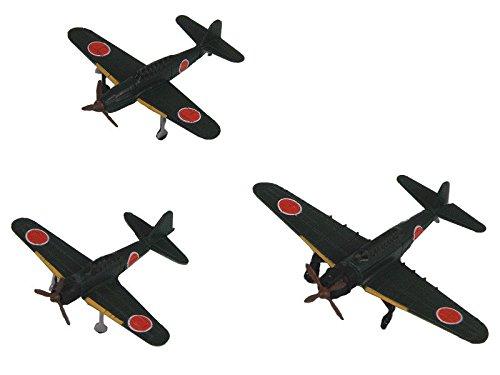ピットロード 1/700 スカイウェーブシリーズ 日本海軍機セット 6 プラモデル S34