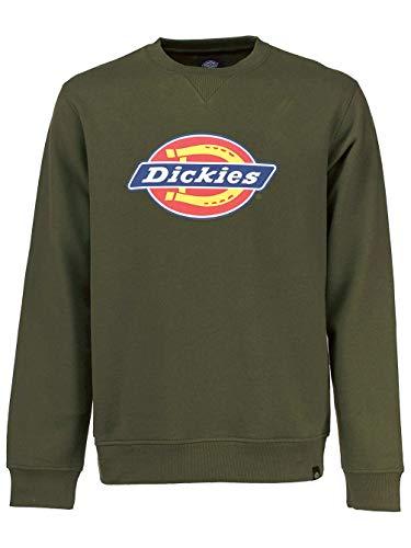 Vert Dko Sweat dark Harrison Olive Homme Dickies shirt WUnqcIB4xA