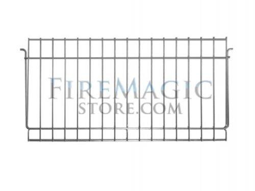 Firemagic 3673-C Warming Rack, 30'' Charcoal Grill with Smoker Hood